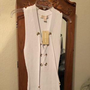 White Michael Kors Cocktail dress *Brand New*